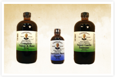 Christopher's Syrups and Extracts