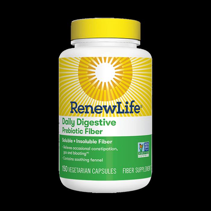 Daily Digestive Prebiotic Fiber