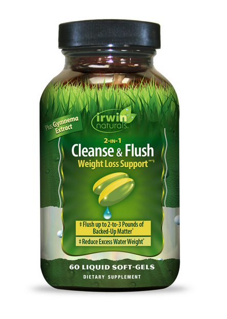 2 in 1 Cleanse and Weight Loss
