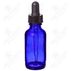 Cobalt Blue Bottle 1oz