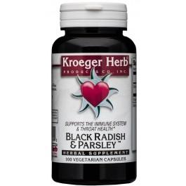 Black Radish & Parsley