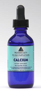 Calcium, 2oz