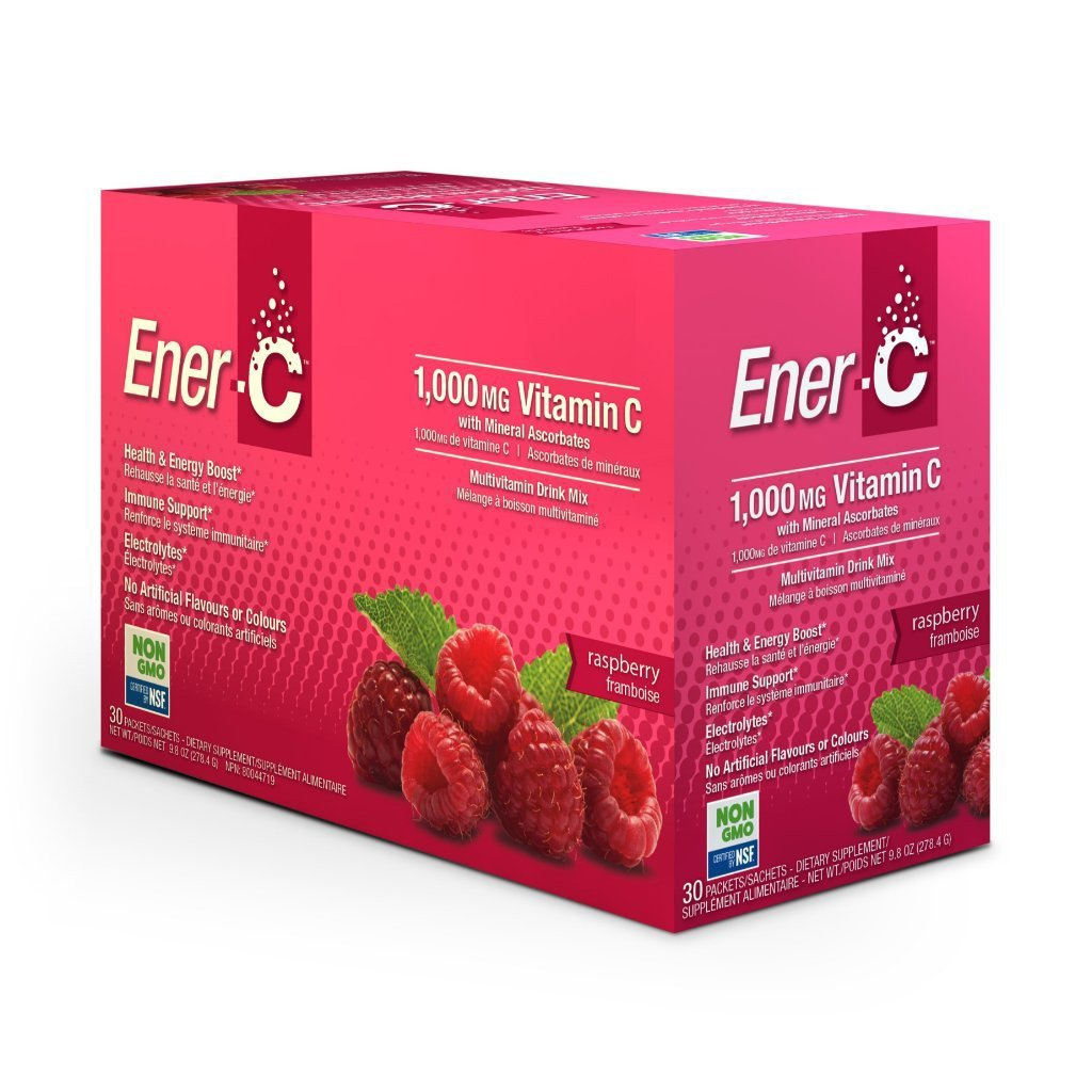 Ener- C Raspberry