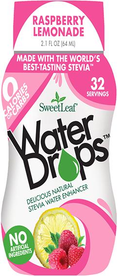 Raspberry Lemonade SweetLeaf Water Drops