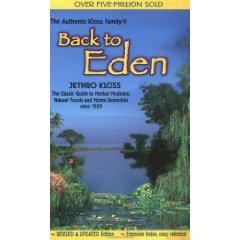 Back to Eden, Paperback