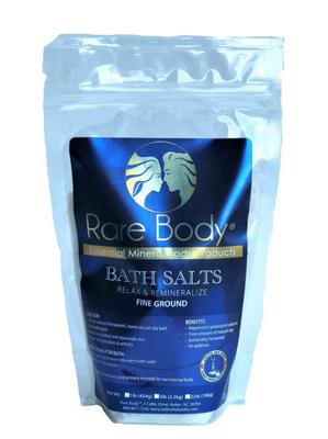 Natural Bath Salt  1lb