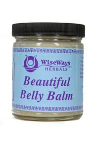 Beautiful Belly Balm 4oz