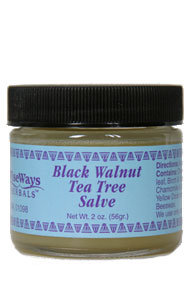 Black Walnut/TTree Salve 1oz