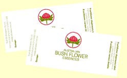 Bush Blank Labels
