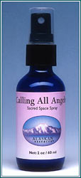 Calling All Angels Spray 4oz