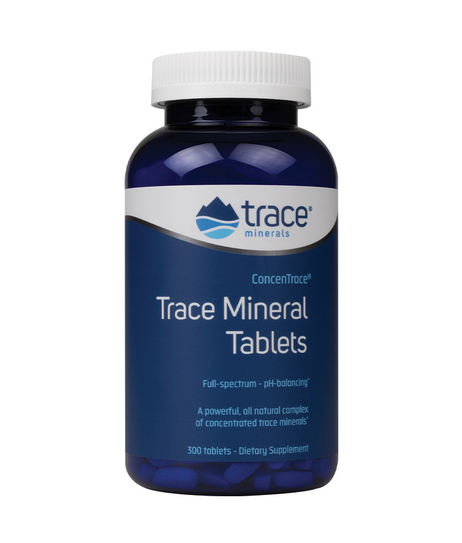 ConcenTrace Trace Mineral 90 tabs