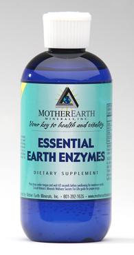 Essential Earth Enzymes 8oz