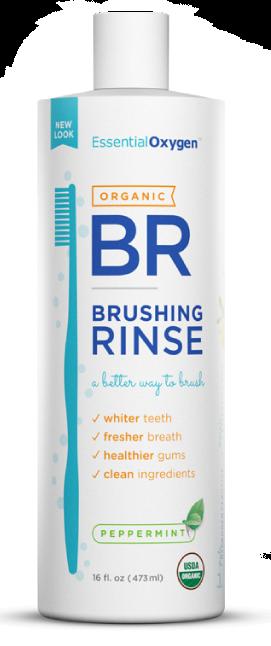 Brushing Rinse 16oz