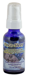 Flora Sleep Spray 1oz