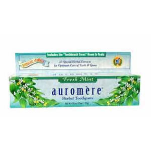Auromere Freshmint Toothpaste