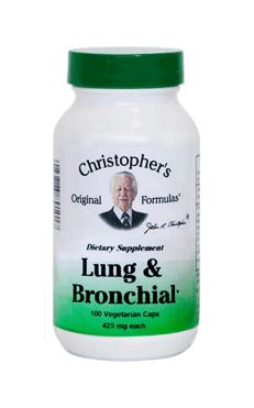 Lung & Bronchial Formula