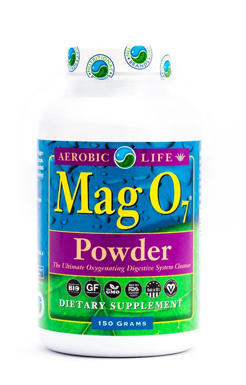 Mag 07 Powder 150 grams