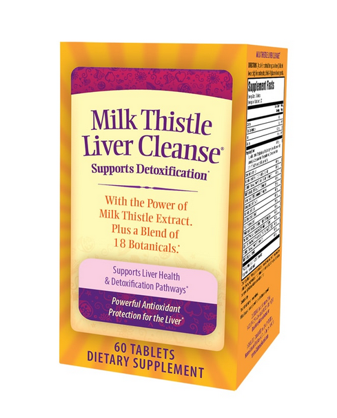 Milk Thistle Liver Cleanse