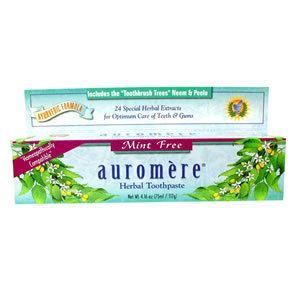 Auromere Mint-FreeToothpaste