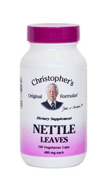 Nettle Leaves 100 caps