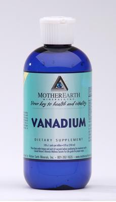 Vanadium 8oz