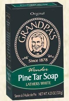 Original Pine Tar Soap