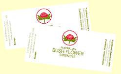 Bush Blank Labels