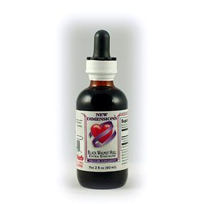 Black Walnut Tincture 2oz