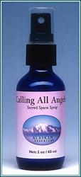 Calling All Angels Spray 4oz