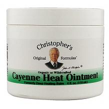 Cayenne Heat Ointment 4oz