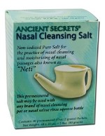 Nasal Cleansing Salt 40 pack